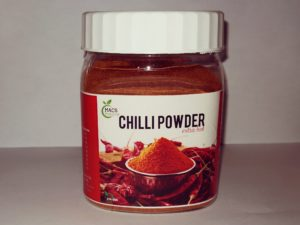 Powdered Pepper